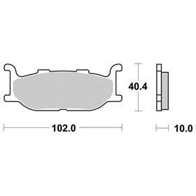519-007 CZ 520 DZX SILVER 120L